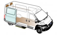 Access Vehicles Australia specialise in Handicap Vans, Disability Buses, Wheelchair Access Vehicle Conversions | AUTOMATIC SLIDING SIDE DOOR INSTALLATIONS - ../../dc/prodimages/Automatic_Sliding_Door_Fiat_Ducato_1_1.jpg